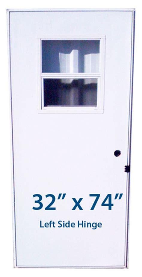 mobile home slider door 32x74 lh left hinge doors