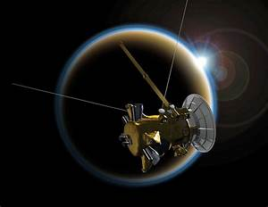 NASA's Cassini spacecraft has one final mission, which ...