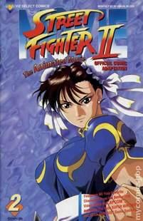 Street Fighter 2 Animated Movie