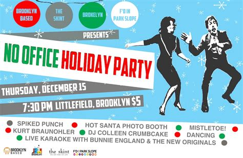 no office holiday party no problem presenting the no office holiday party