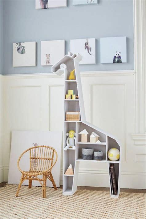 animal shaped shelves mommo design