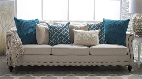 Teal And Cream Throw Pillows …