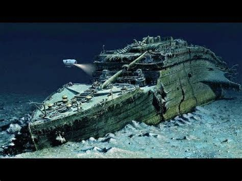dlaczego titanica nie mozna wydobyc  oceanu oraz