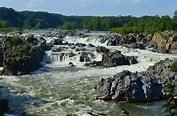 The Beauty of Great Falls Park, Virginia - Exploration America