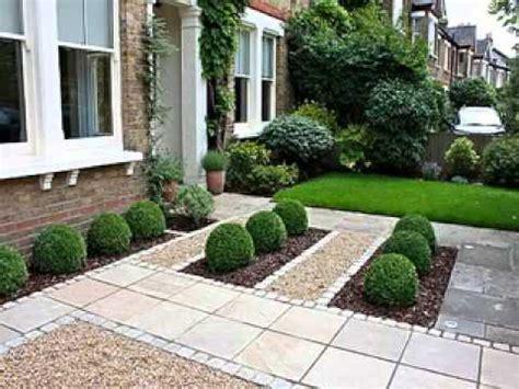 Small Front Garden Design Youtube