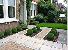 Small front garden design YouTube