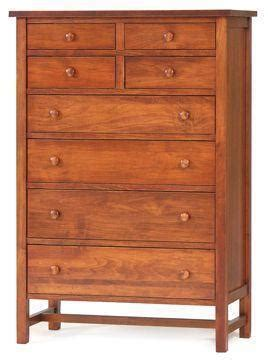modern shaker chest  drawers  dutchcrafters amish