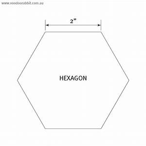 best photos of 4 inch hexagon template 3 4 inch hexagon With 3 inch hexagon template