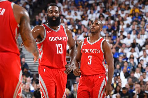 A Look At What The Rotation Of The Houston Rockets Is
