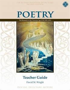 Poetry Book Three  The Romantic To The Victorian Age