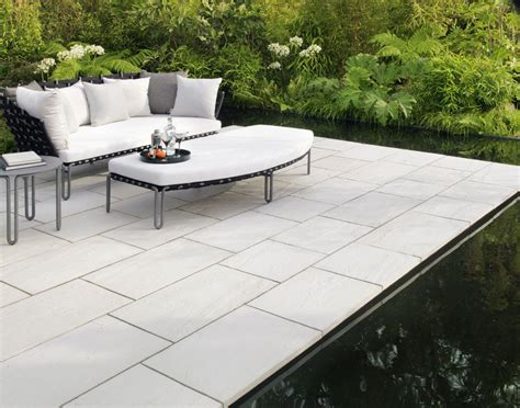 White Paving Stones by Garden Paving Stones Search Garden Heaven