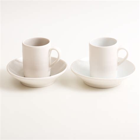 Order your unique ceramic pottery mugs and stoneware from deneen pottery today. Handmade espresso cup & saucer - Linda Bloomfield