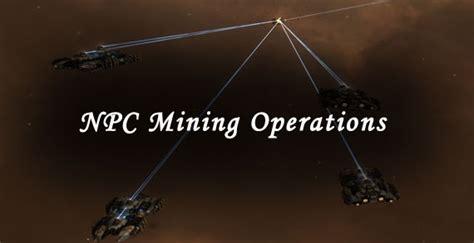 Npc Mining Operations
