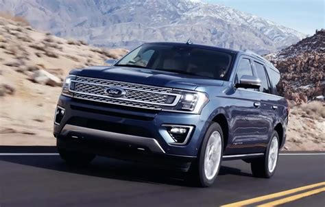 New Ford Suv 2018 by New 2018 Ford 174 Expedition Size Suv Spacious 8
