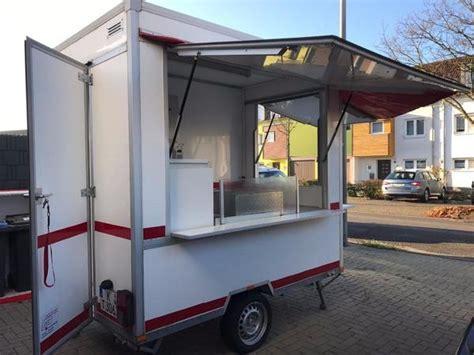 food truck gebraucht imbissanh 228 nger verkaufsanh 228 nger foodtruck grillanh 228 nger imbiss imbisswagen in l 252 tzen anh 228 nger