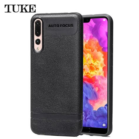 tuke  huawei p pro case soft silicone tpu cover cases  huawei p  mobile phone