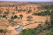 The Sahel |authorSTREAM | Grassland, Nature, Natural landmarks