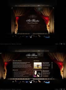 theatre html template