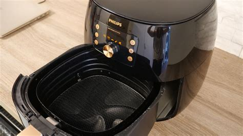 test philips airfryer xxl hd friteuse rotisseuse
