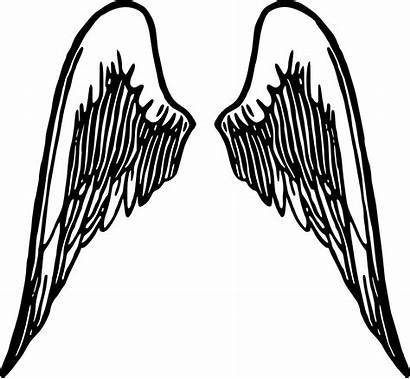 Wings Angel Clip Svg Onlinelabels