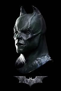 Demon Batman Begins Bust