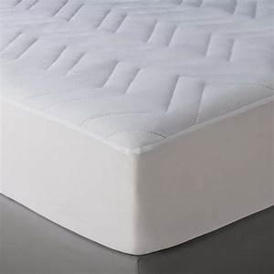 room essentials twin xl mattress pad basic white With college mattress pads