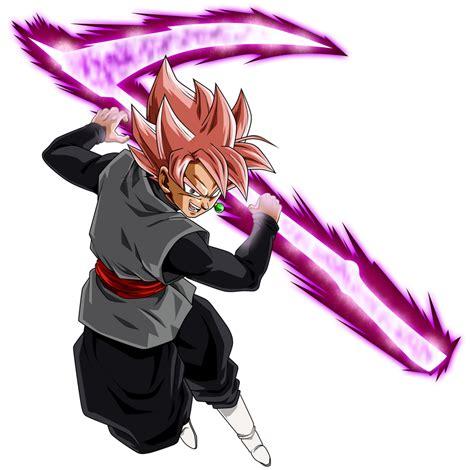 Goku Black SSJ ROSE Oz by jaredsongohan on DeviantArt em