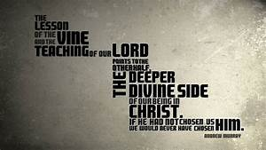 Christian Quotes Wallpapers - Wallpaper Cave