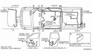 Wiring Schematic For Nissan Armada