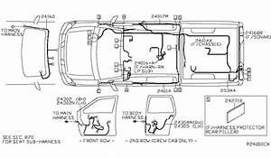 Wiring Schematic For Nissan Armada