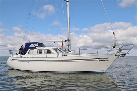 1994 Nauticat 32 Motorsailer for sale - YachtWorld