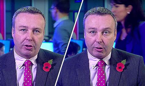 WATCH: Awkward moment SkyNews broadcast is interrupted by ...
