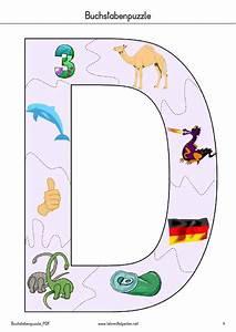 Puzzle Zum Ausdrucken : 29 best abc images on pinterest buchstaben lernen ~ Lizthompson.info Haus und Dekorationen