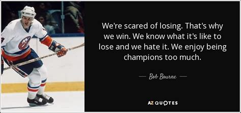 Quotes By Bob Bourne