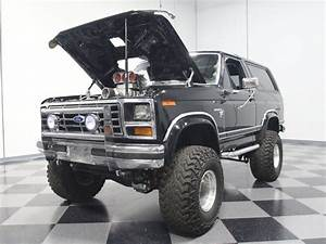 1981 Ford Bronco | Streetside Classics - The Nation's Top Consignment Dealer of Classic and ...