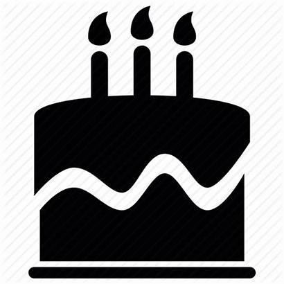 Cake Birthday Icon Icons Cupcake Vector Svg