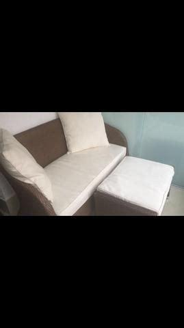 varanda sofa e mesa moveis cadeira mesa sofa espreguissadeira casa varanda