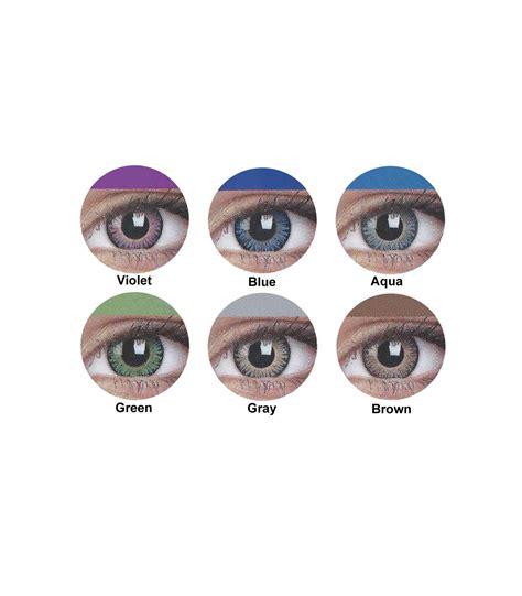 Colourvue 3 Tones - Contact Lens Malaysia