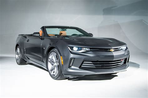 chevrolet camaro convertible sheds weight