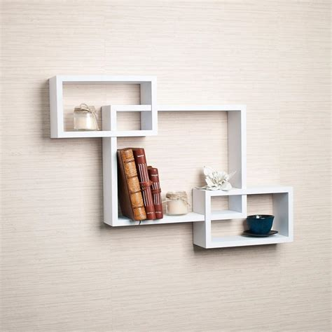 Danya B 265 In X 19 In White Laminated Intersecting