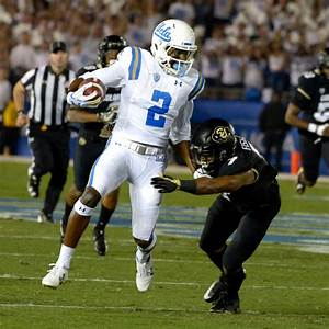 UCLA football hangs on for win over Colorado – Daily News