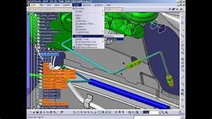 Catia V5 Tubing Schematic To Design  Tue