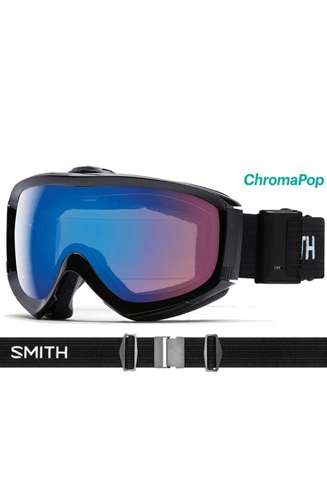 smith turbo fan goggles smith prophecy turbo fan goggle basin sports
