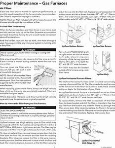 Trane Xv95 Owner S Manual