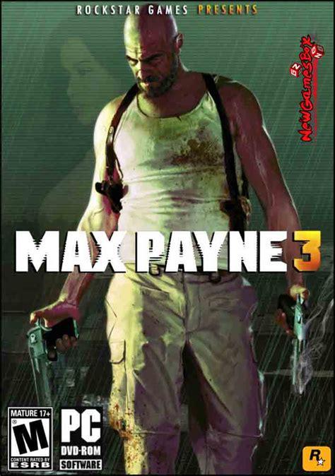 Max Payne 3 Free Download Full Version Pc Game Setup