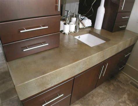 images  concrete countertops  pinterest