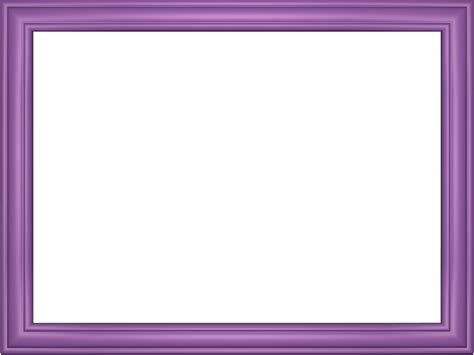 3d Border Picture by Mauve Embossed Frame Rectangular Powerpoint Border