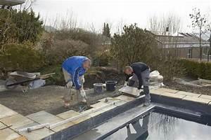 Steine Für Poolumrandung : poolumrandung granit verlegen mischungsverh ltnis zement ~ Articles-book.com Haus und Dekorationen