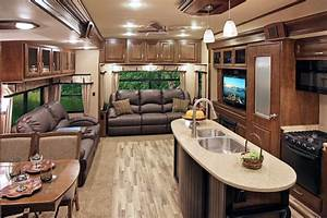rv design grand design to unveil solitude at tampa show With interior ideas for campers