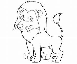 Kids Drawing Templates lion template animal templates free
